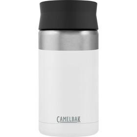 CamelBak Hot Cap Vacuum Insulated Stainless Bottle 350ml white